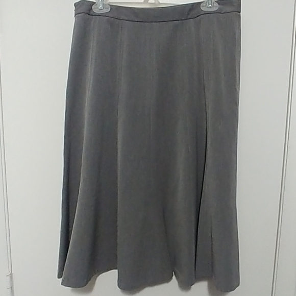 East 5th Dresses & Skirts - Size 12 grey dress skirt by east 5th